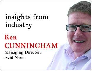 Reinventing Dynamic Light Scattering: An Interview with Ken Cunningham