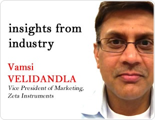 Advanced Metrology Solutions: An Interview with Vamsi Velidandla