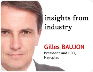 Dry-etching Technology: An Interview with Gilles Baujon