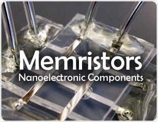 Memristors: Nanoelectronic Components